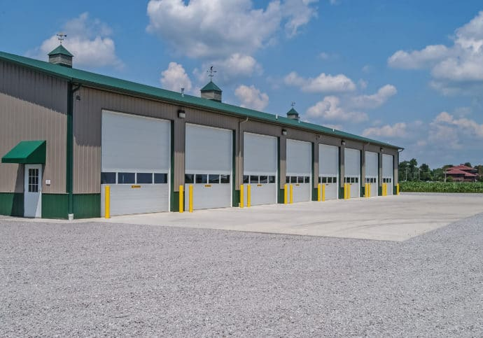 Garage Doors Commercial Sectional Industrial Overhead Doors
