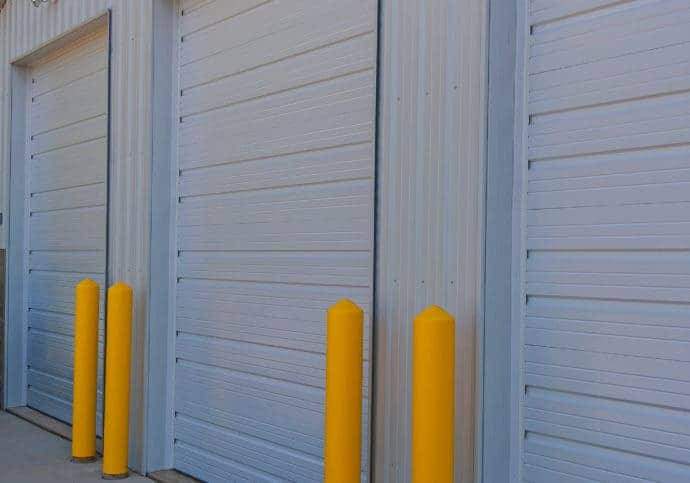 Garage Doors Commercial Sectional Warehouse