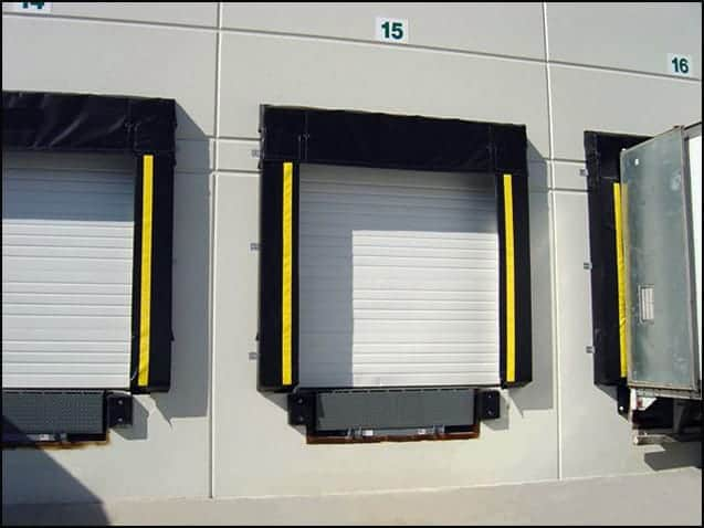 Garage Door Loading Dock Bumpers and Seals