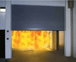 Garage Doors Rolling Steel Fire Door