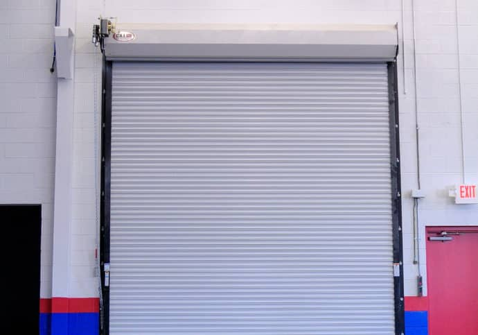 Garage Door Rolling Steel Overhead Door
