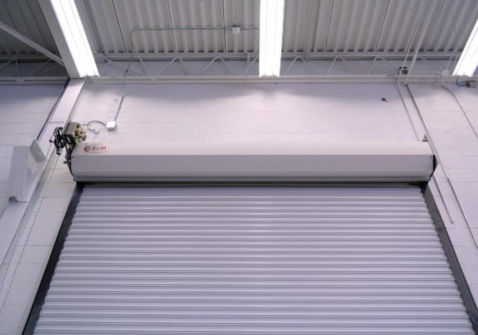 Garage Door Commercial Rolling Steel Overhead Doors