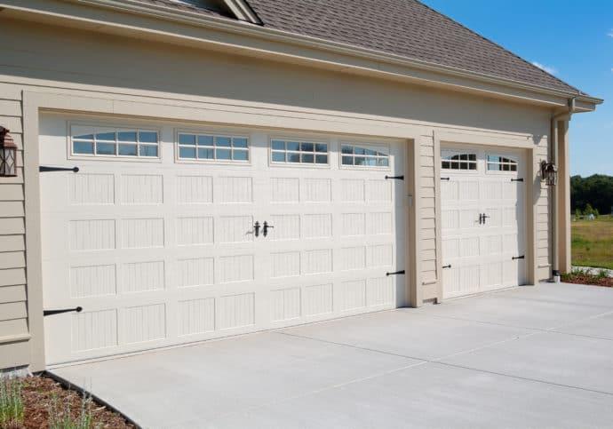 Garage Door 8 foot width Coach House