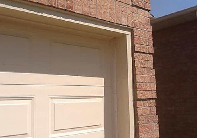 Garage-Door Flashing