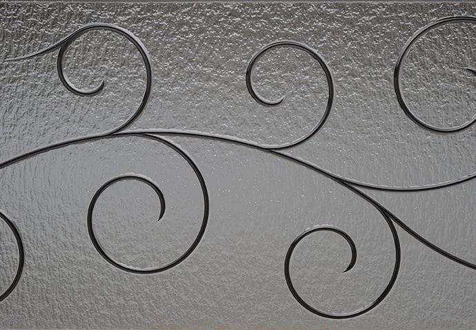 Garage Doors Designer Glass