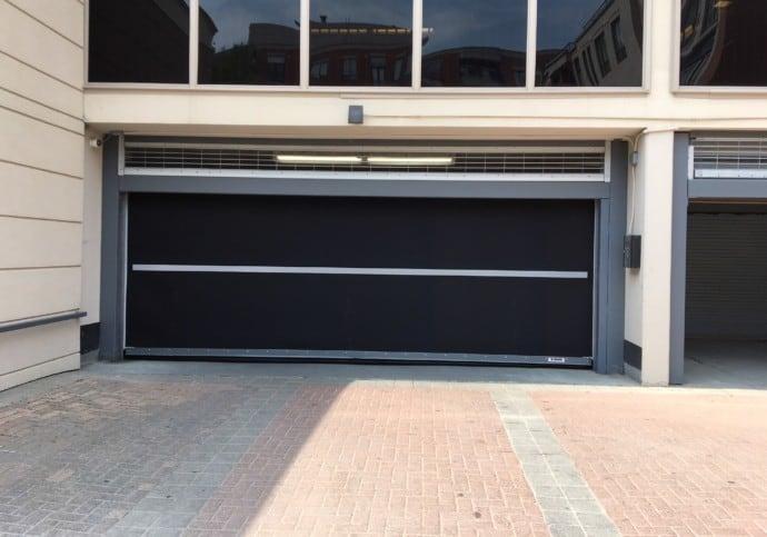 Garage Door High Speed Rubber Door