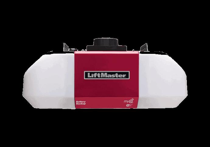 LiftMaster 8550 DC Powered Garage Door Opener