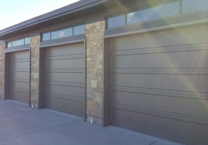 Modern Contemporary Garage Doors Dodds Garage Doors
