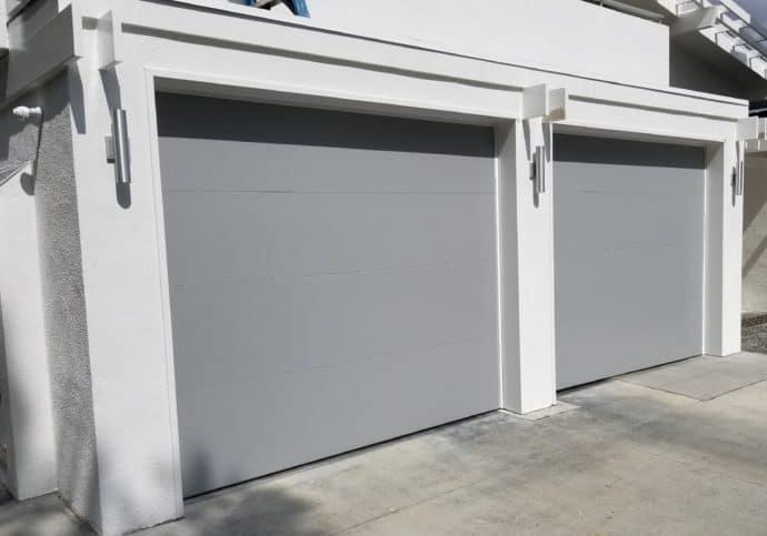 Garage Door Smooth