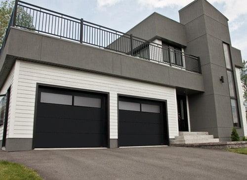 Garage Door Steel Flush