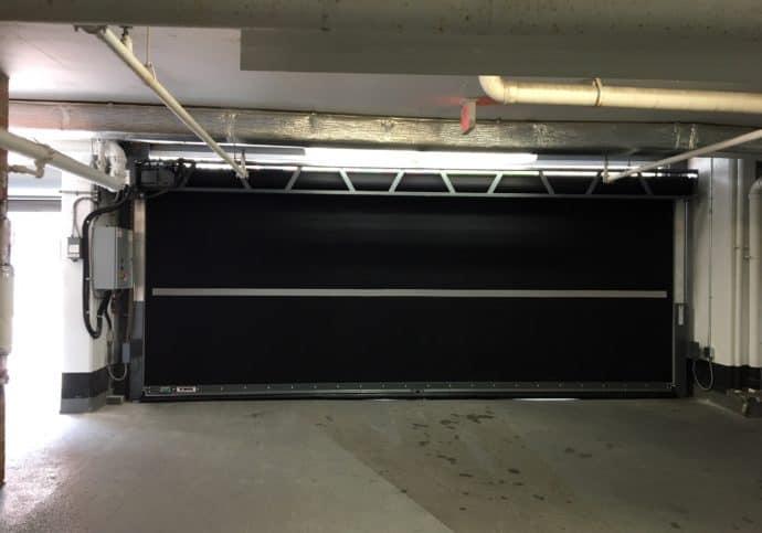 Garage Door TNR Speed Overhead Door
