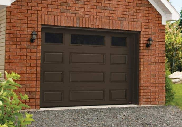 Garage Doors Traditional mixed Panels