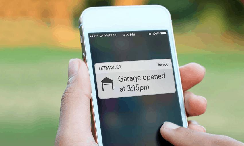 Wifi Garage Door Opener