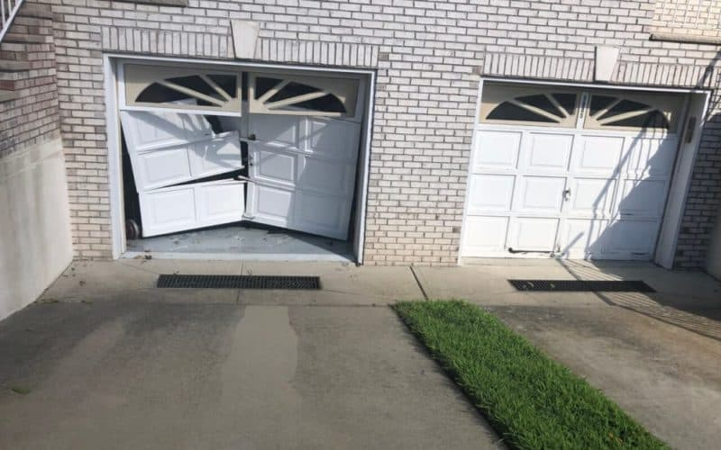garage door repair in pickering