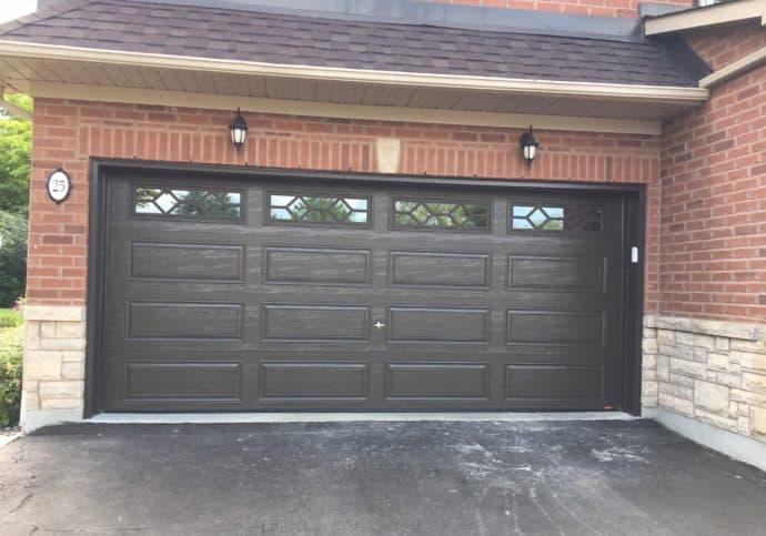 Townhouse Garage Doors