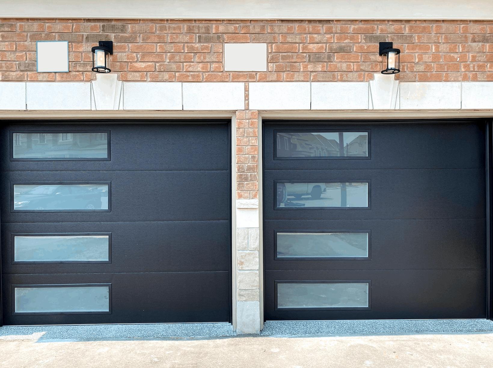 How to Clean Garage Door Windows