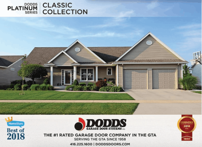 Dodds Platinum Series Classic Collection