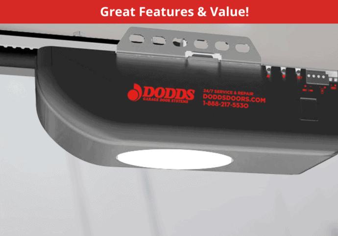Dodds 3/4 Electric Opener.