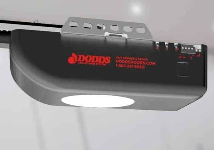 Dodds garage door opener
